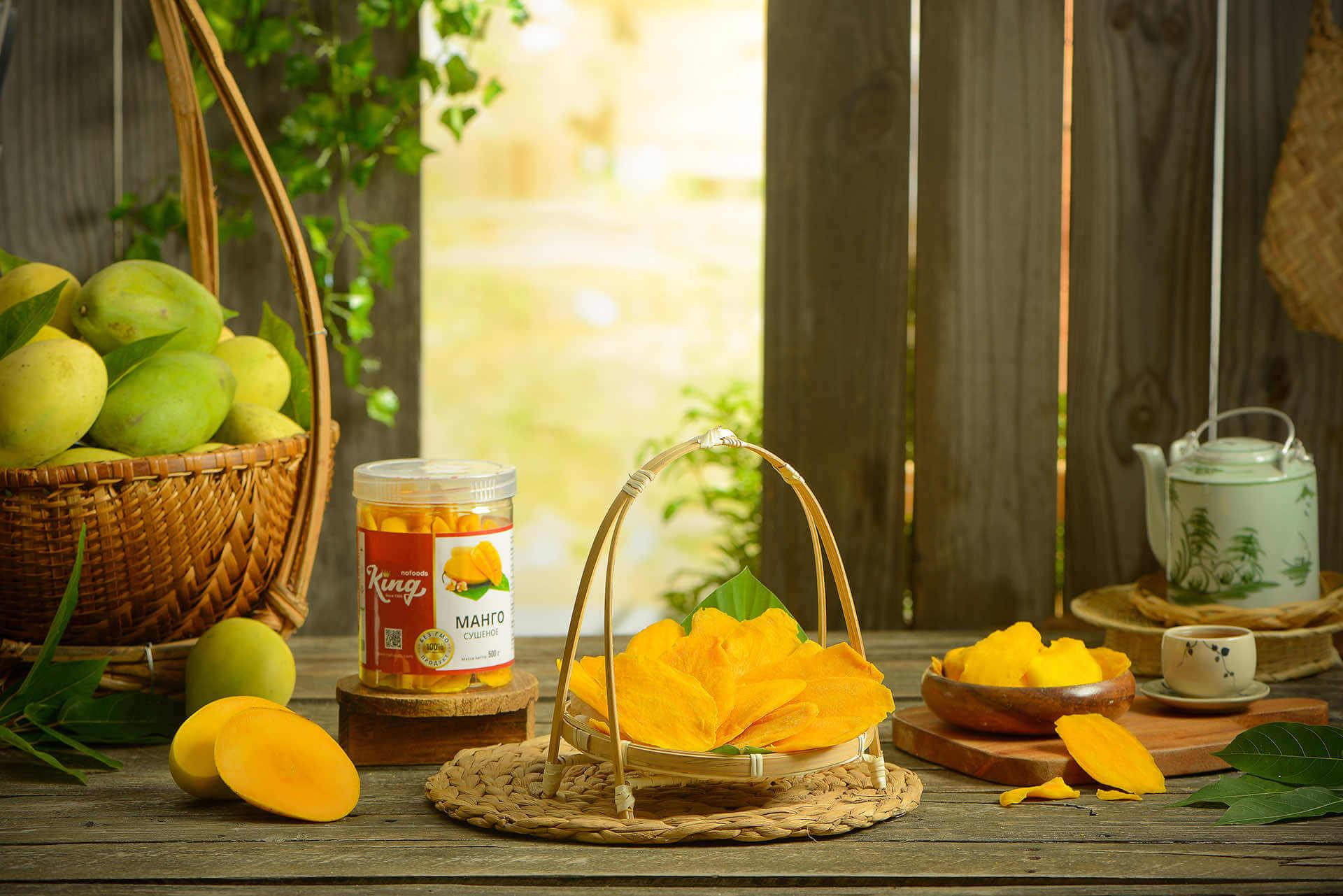 Soft dried mango | Kingfoods