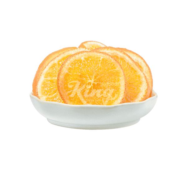 Soft dried orange kingfoods