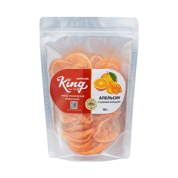 Soft dried orange | Kingfoods