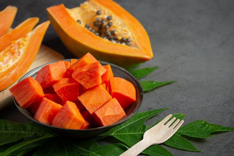 Papaya has many health benefits