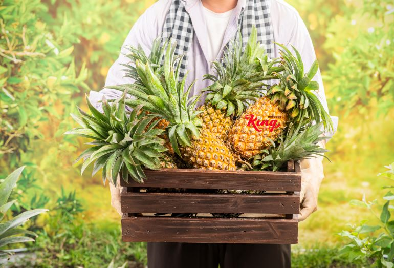 Pineapple have many health benefits