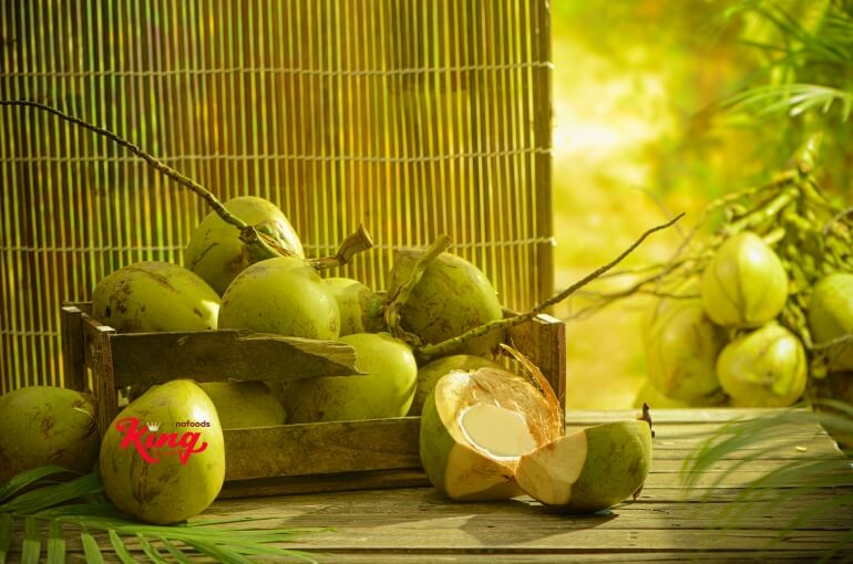 Coconut has a lot of health benefit