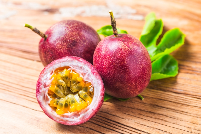 Amazing passion fruit from Vietnam